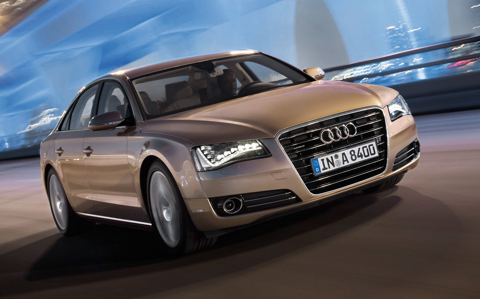 Latest Trololo Blogg Audi A8 Wallpapers 2011 Free Download
