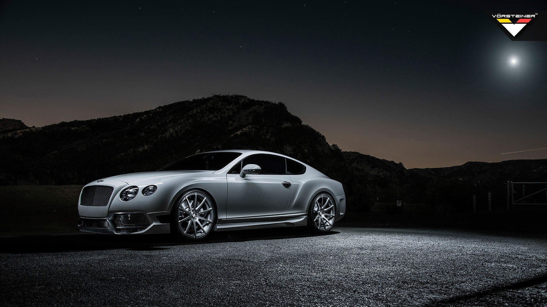 Latest 2013 Vorsteiner Bentley Continental Gt Br10 Rs Wallpaper Free Download