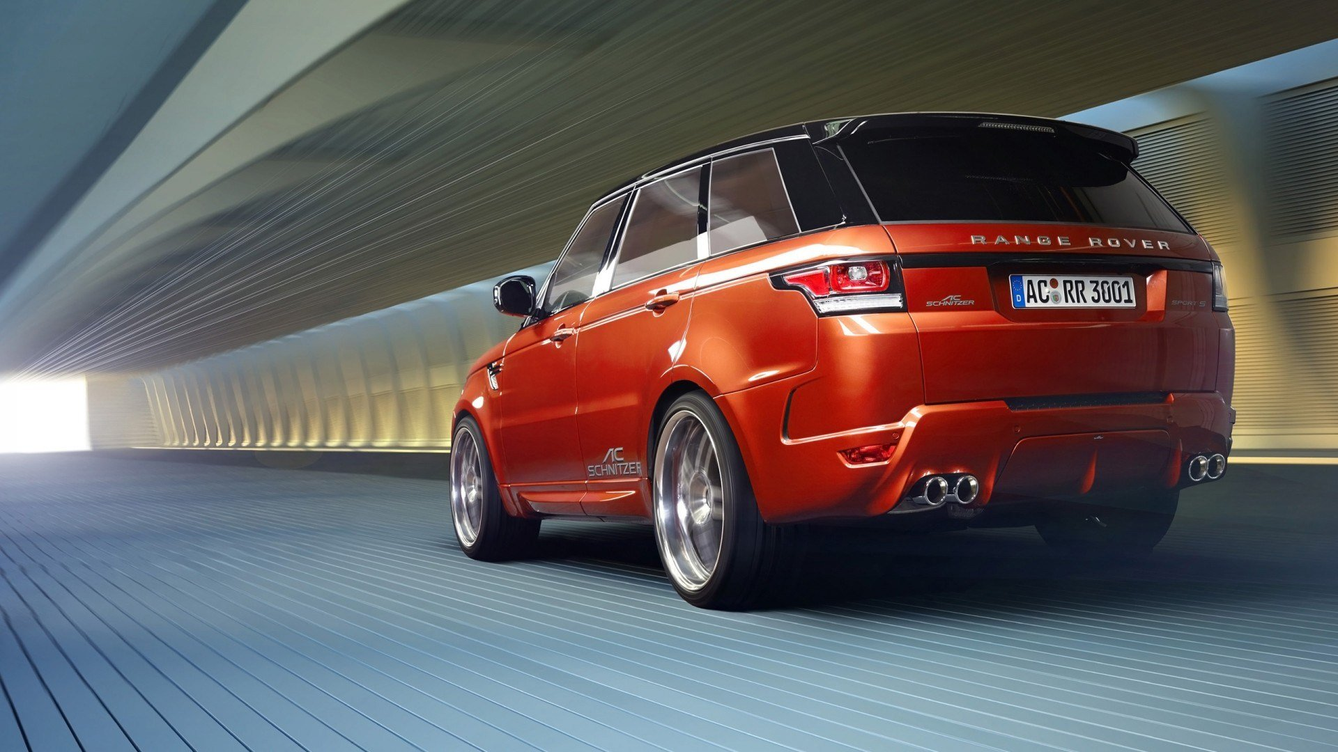 Latest 2014 Ac Schnitzer Range Rover Sport 2 Wallpaper Hd Car Free Download