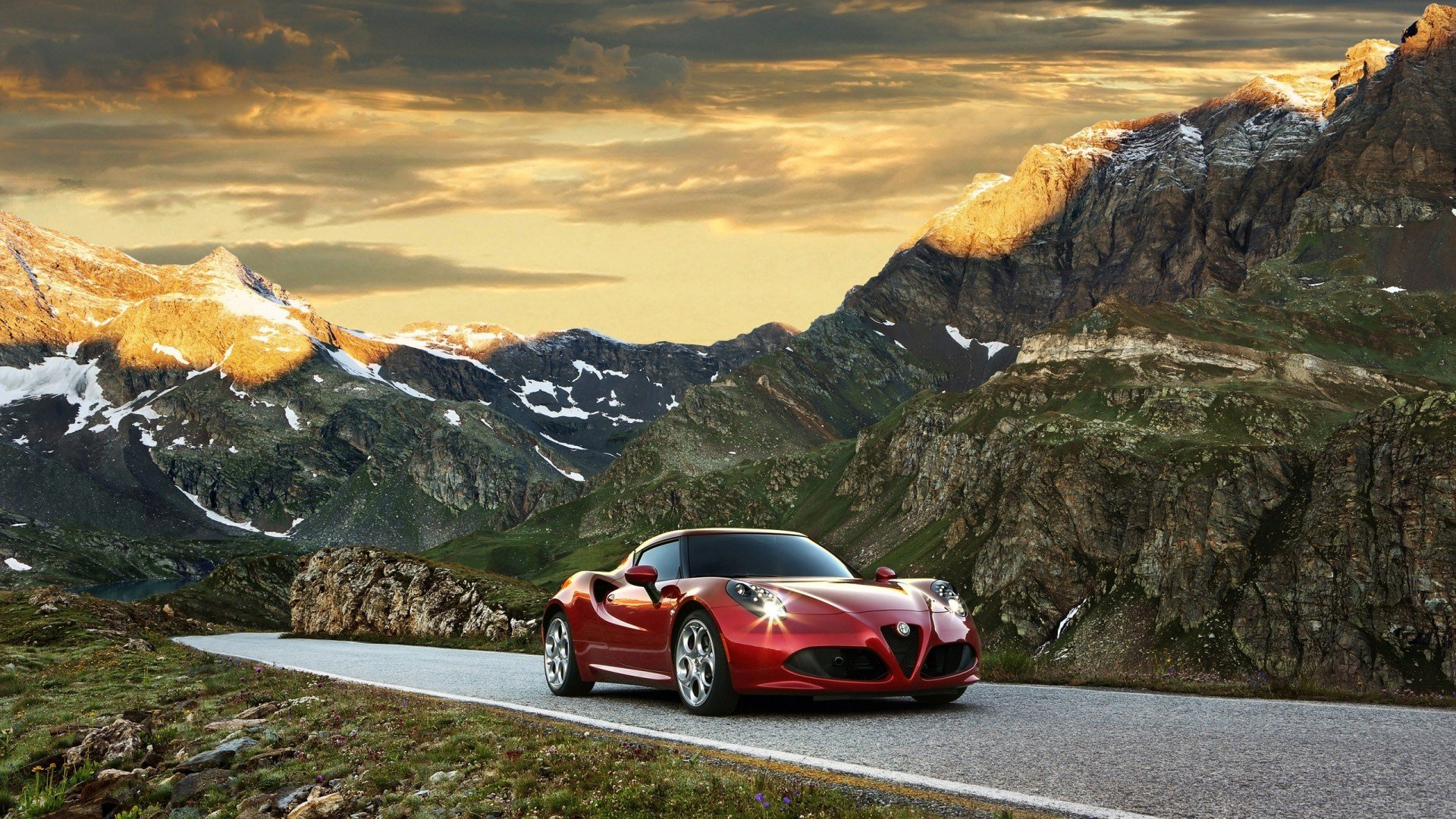 Latest 2014 Alfa Romeo 4C Wallpaper Hd Car Wallpapers Id 3709 Free Download
