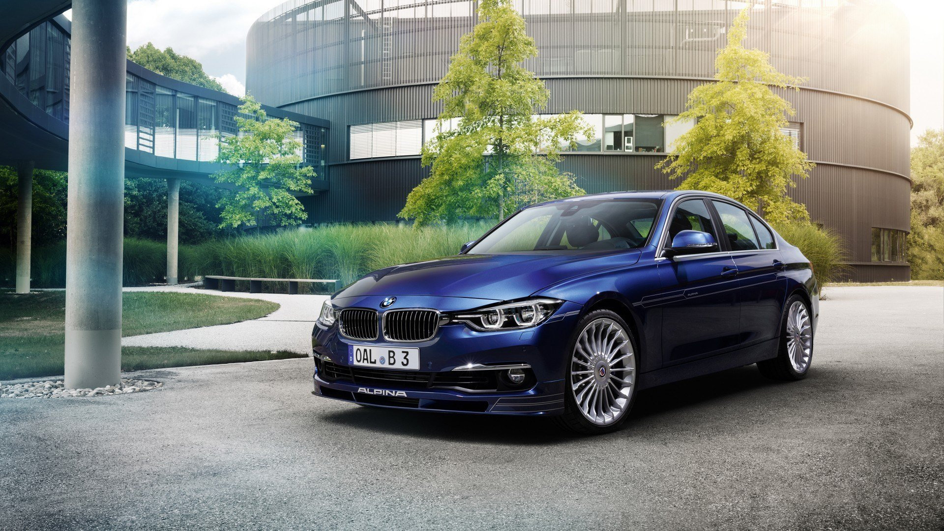 Latest 2015 Alpina B3 Bmw 3 Series Wallpaper Hd Car Wallpapers Free Download