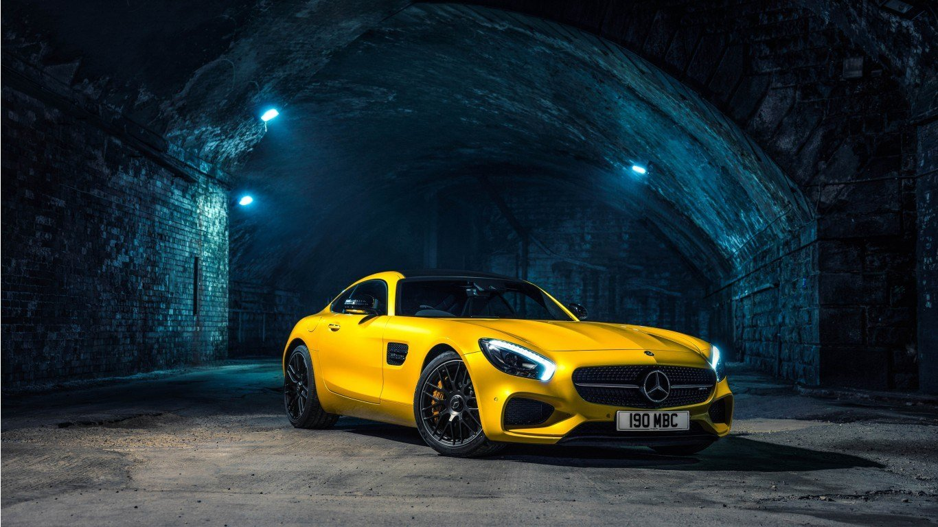 Latest 2015 Mercedes Amg Gt S Wallpaper Hd Car Wallpapers Id Free Download