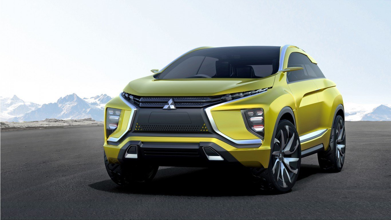 Latest 2015 Mitsubishi Ex Concept Wallpaper Hd Car Wallpapers Free Download