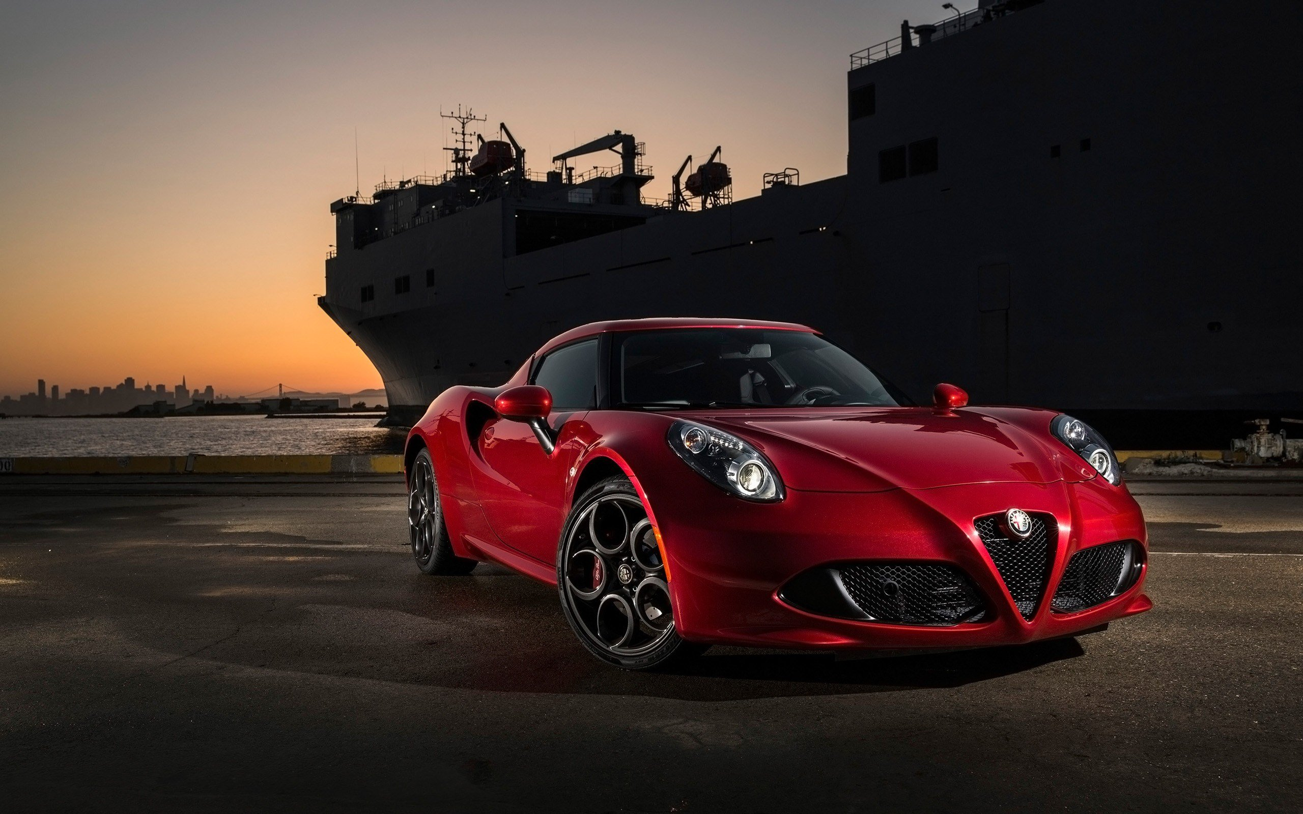 Latest 2016 Alfa Romeo 4C 2 Wallpaper Hd Car Wallpapers Id 6651 Free Download