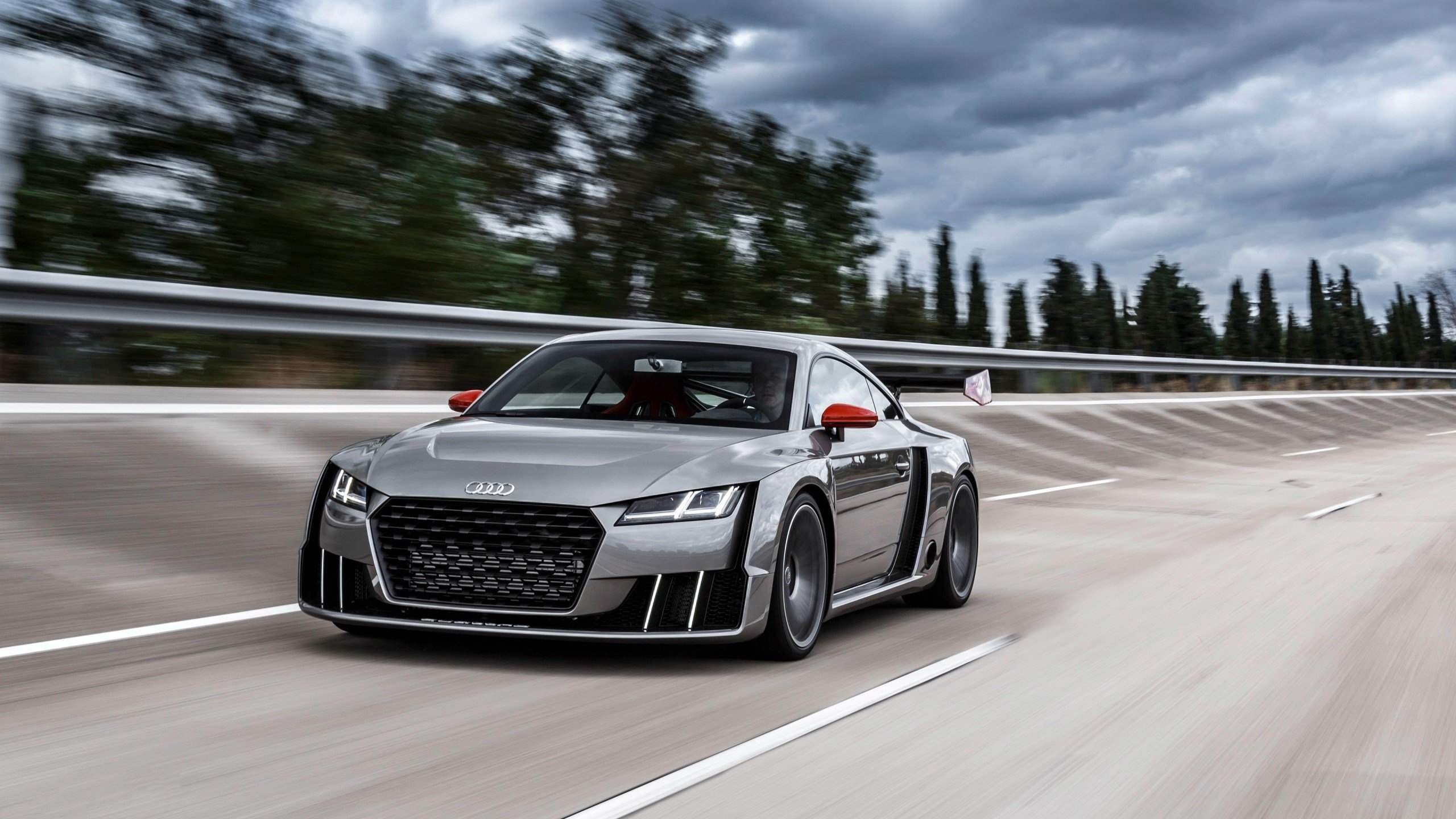 Latest 2016 Audi Tt Coupe Concept 2 Wallpaper Hd Car Wallpapers Free Download