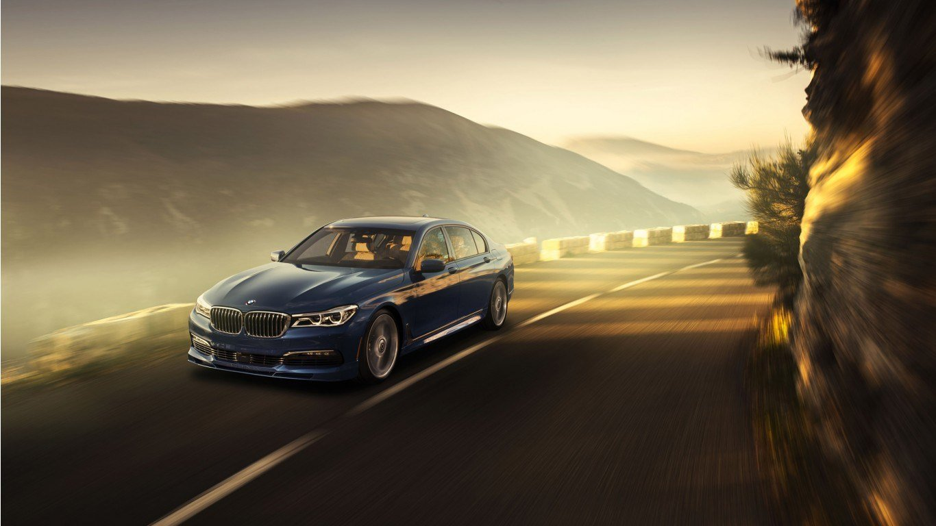Latest 2016 Bmw Alpina B7 Xdrive Wallpaper Hd Car Wallpapers Free Download