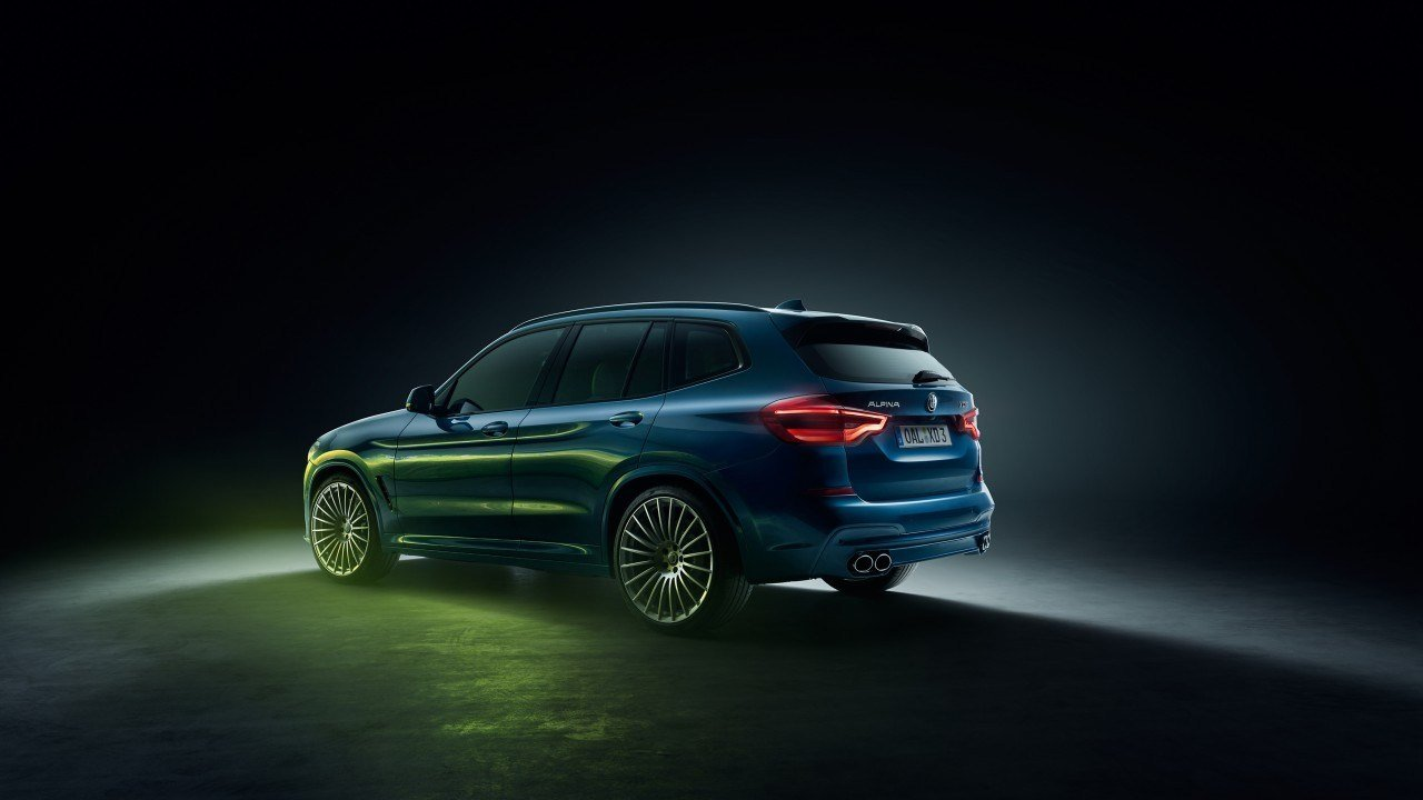 Latest 2018 Bmw Alpina Xd3 Allrad 4K 4 Wallpaper Hd Car Free Download