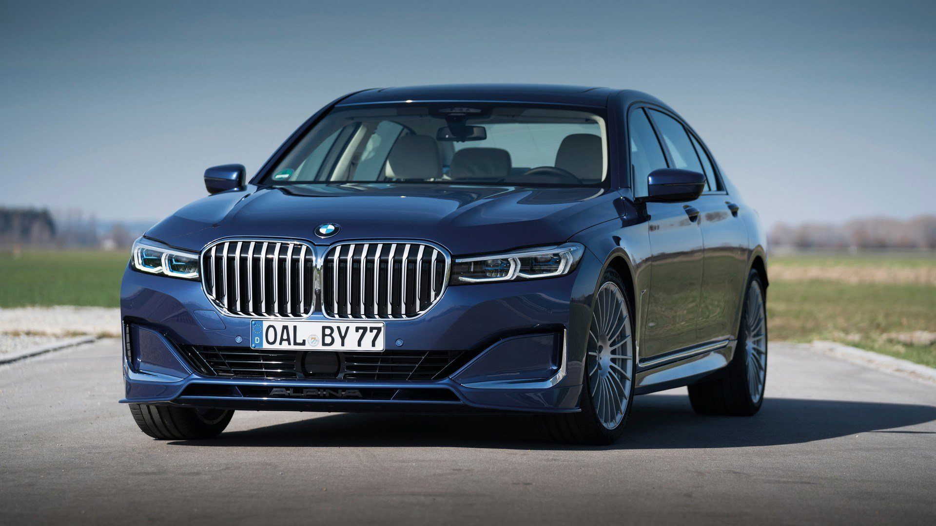 Latest Alpina B7 Bi Turbo 2019 Wallpaper Hd Car Wallpapers Id Free Download