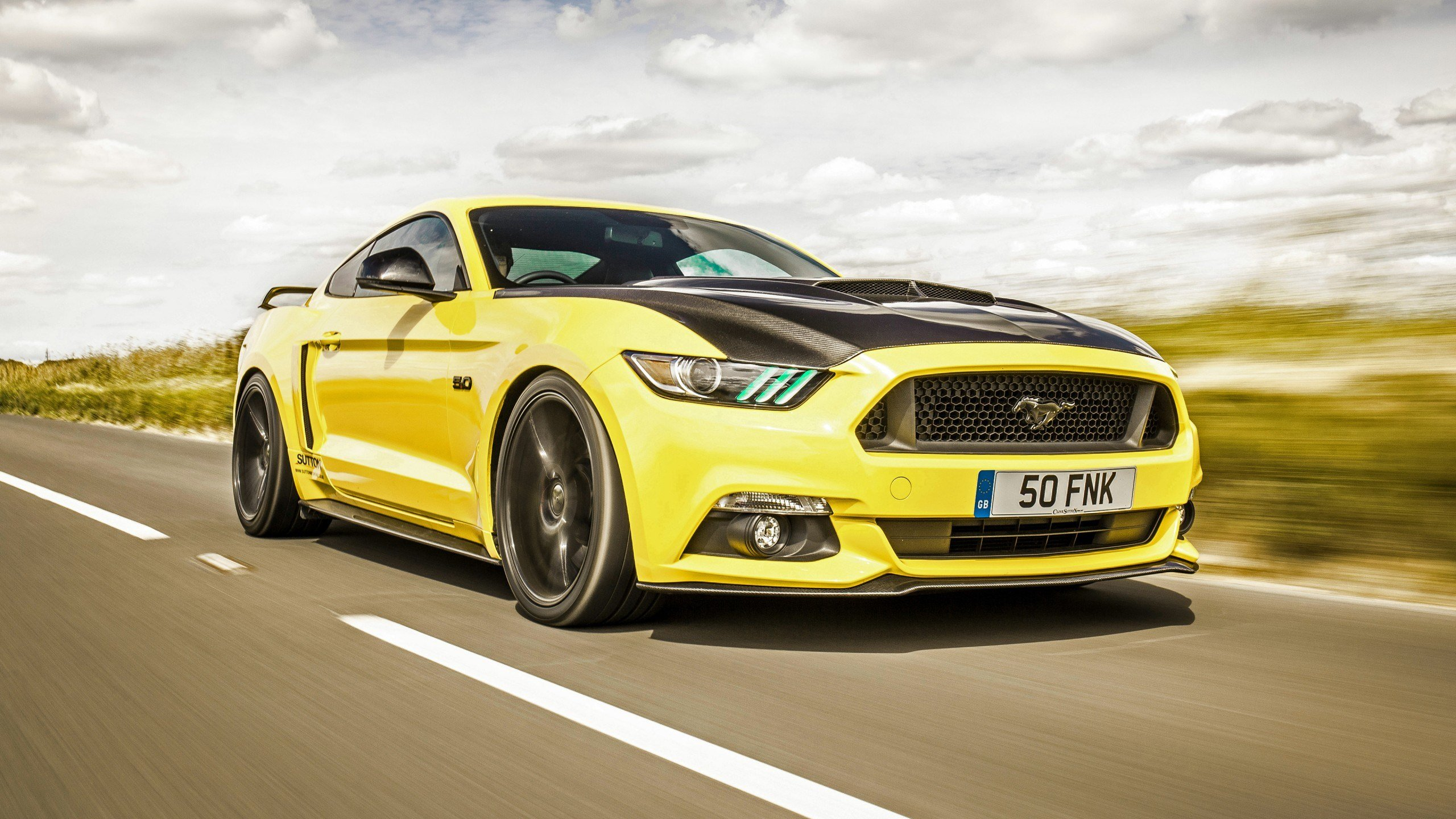 Latest Ford Mustang Gt 2016 Wallpaper Hd Car Wallpapers Id 6772 Free Download