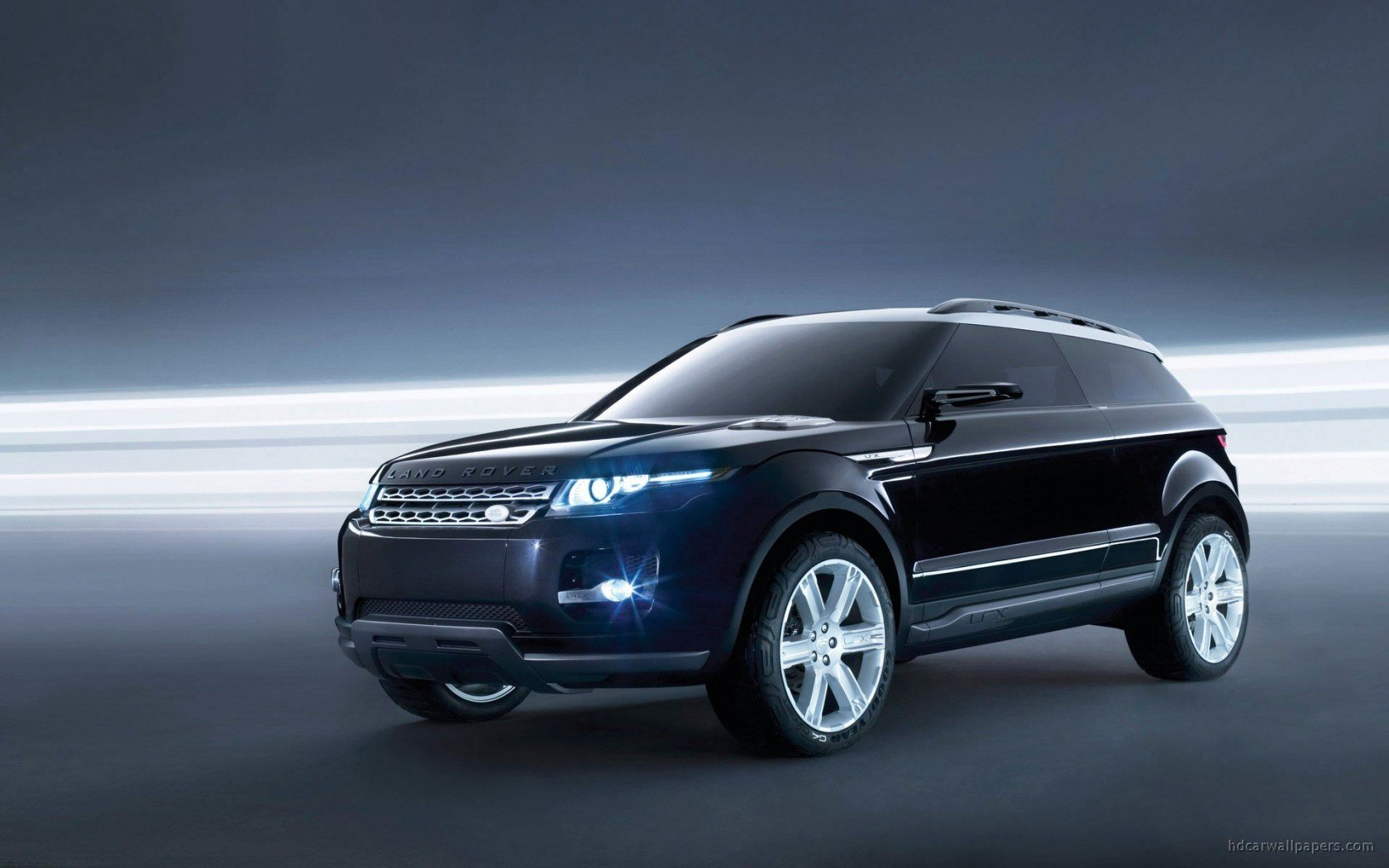 Latest Land Rover Lrx Concept Black 4 Wallpaper Hd Car Free Download