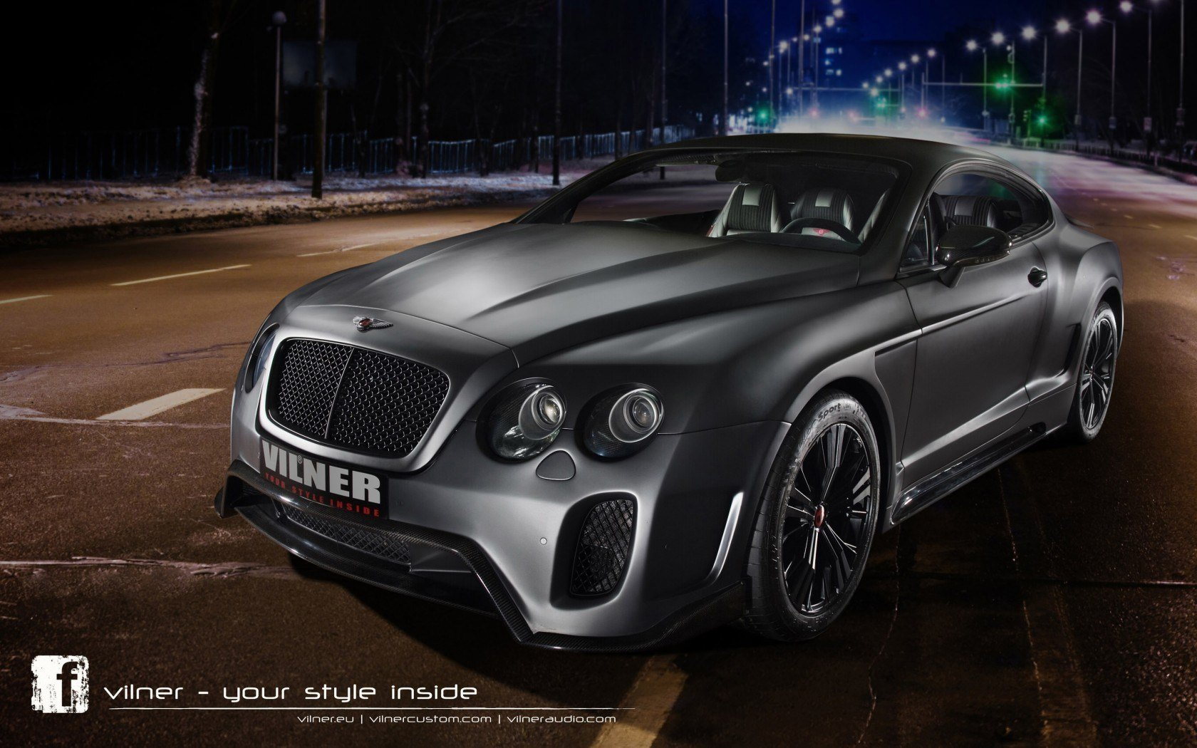 Latest Vilner Bentley Continental Gt Wallpaper Hd Car Free Download