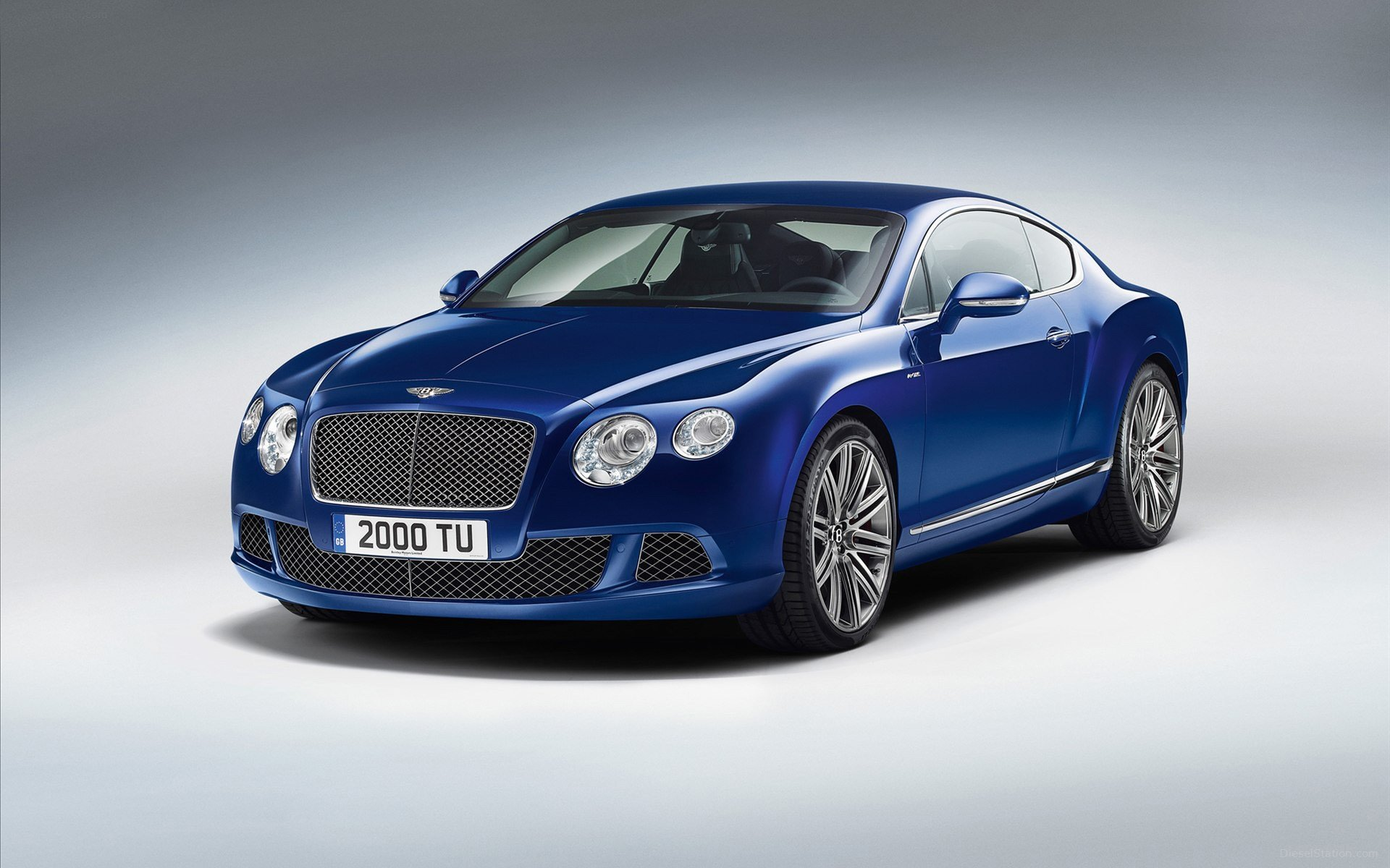 Latest 2013 Bentley Continental Gt Speed Wallpaper Hd Car Free Download