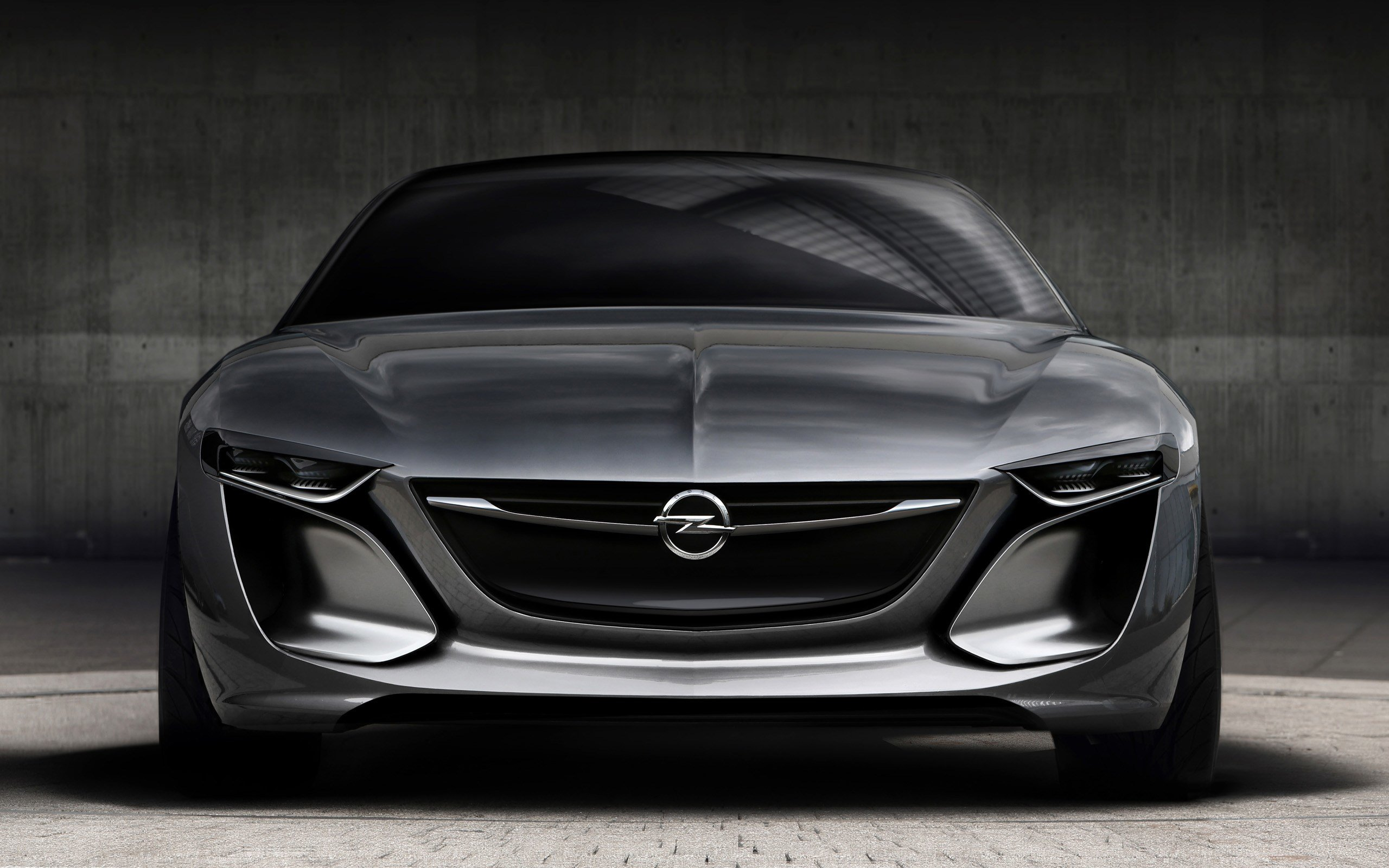 Latest 2013 Opel Monza Concept 3 Wallpaper Hd Car Wallpapers Id 3762 Free Download