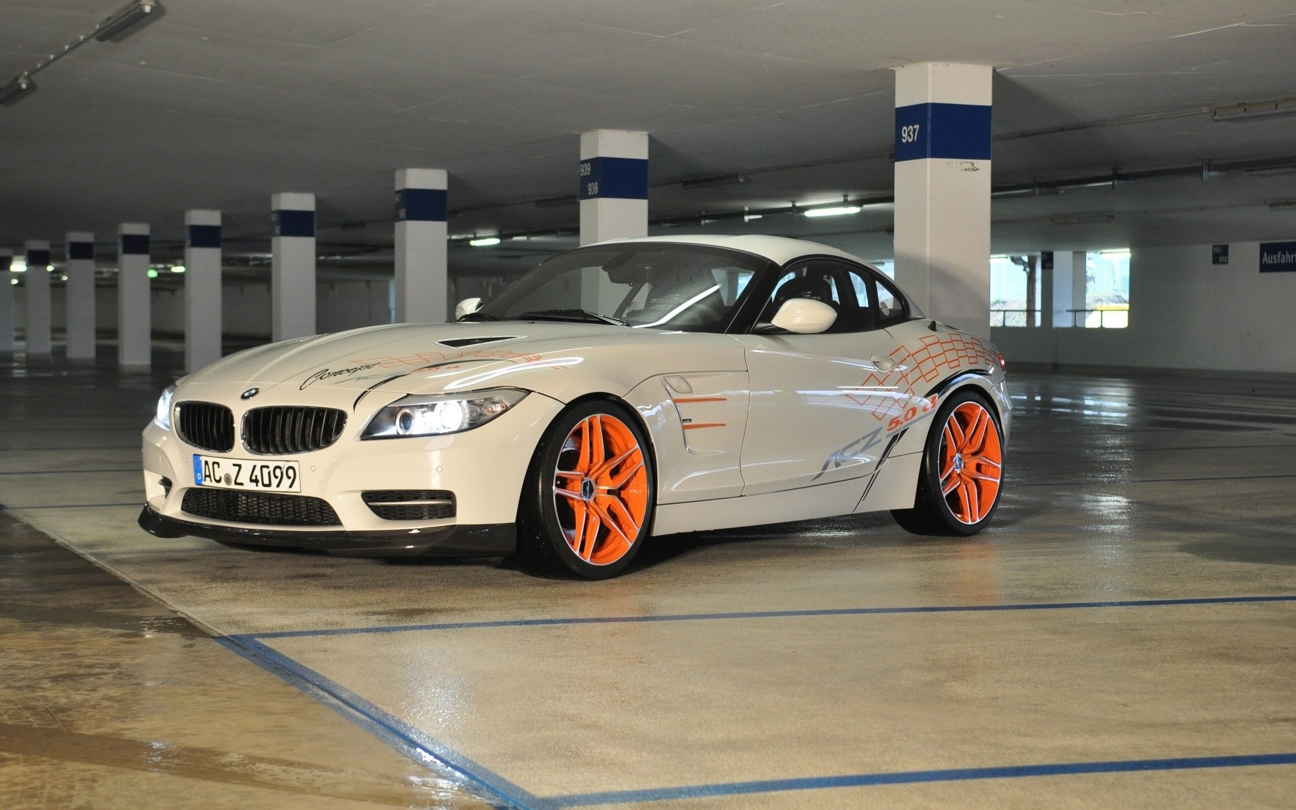 Latest 2015 Ac Schnitzer Bmw Z4 Acz4 Wallpaper Hd Car Free Download