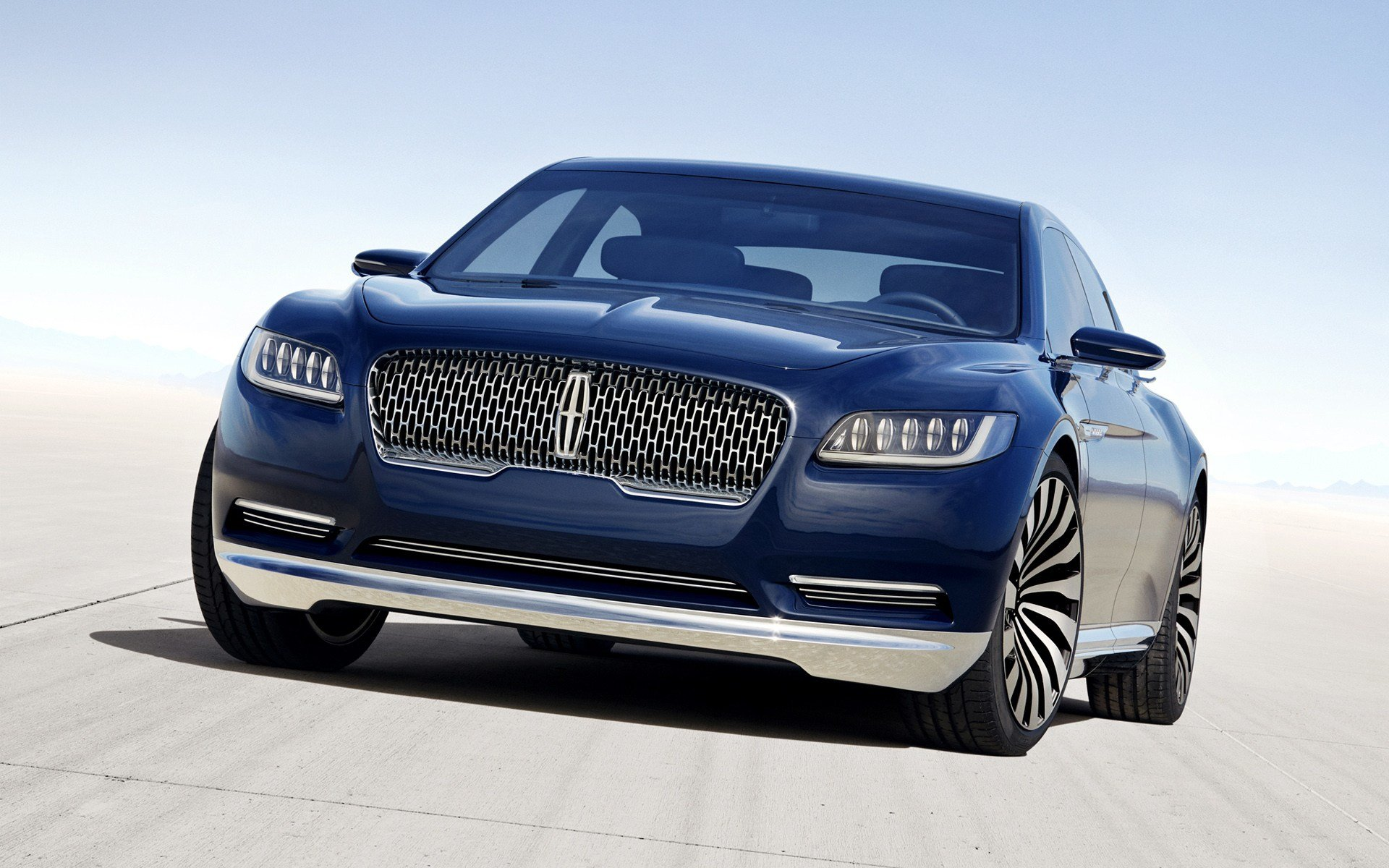Latest 2016 Lincoln Continental Concept Wallpaper Hd Car Free Download