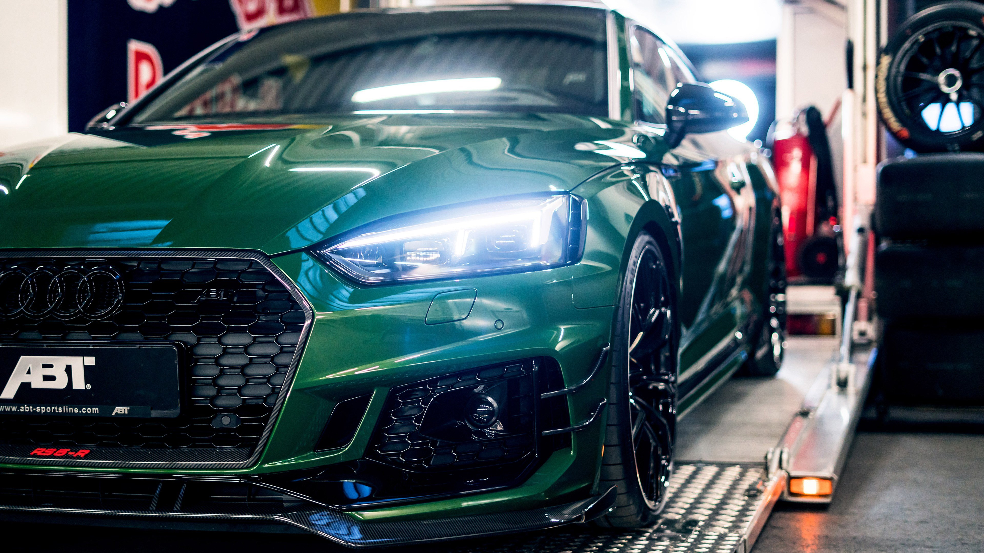 Latest 2018 Abt Audi Rs 5 R Coupe 4K 4 Wallpaper Hd Car Free Download
