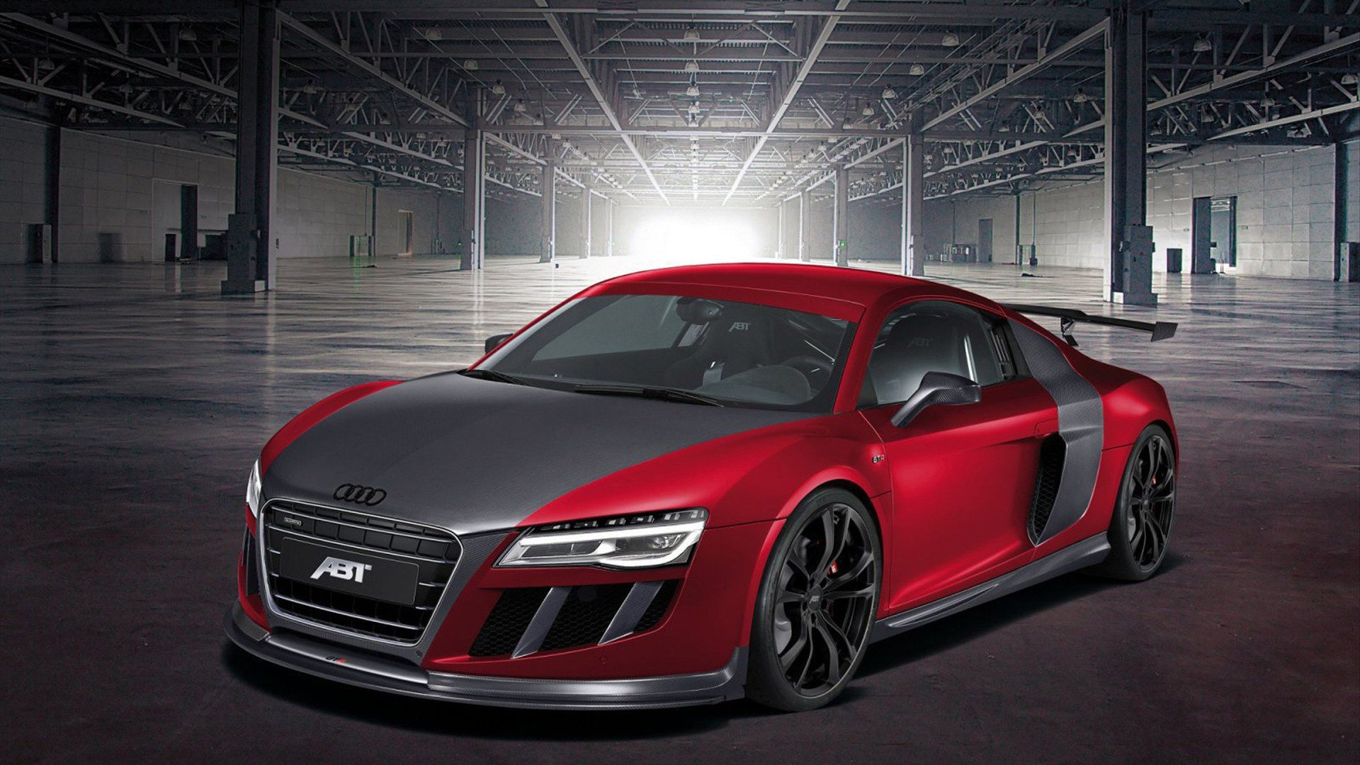 Latest Abt Audi R8 Gtr 2013 Wallpaper Hd Car Wallpapers Id 3331 Free Download