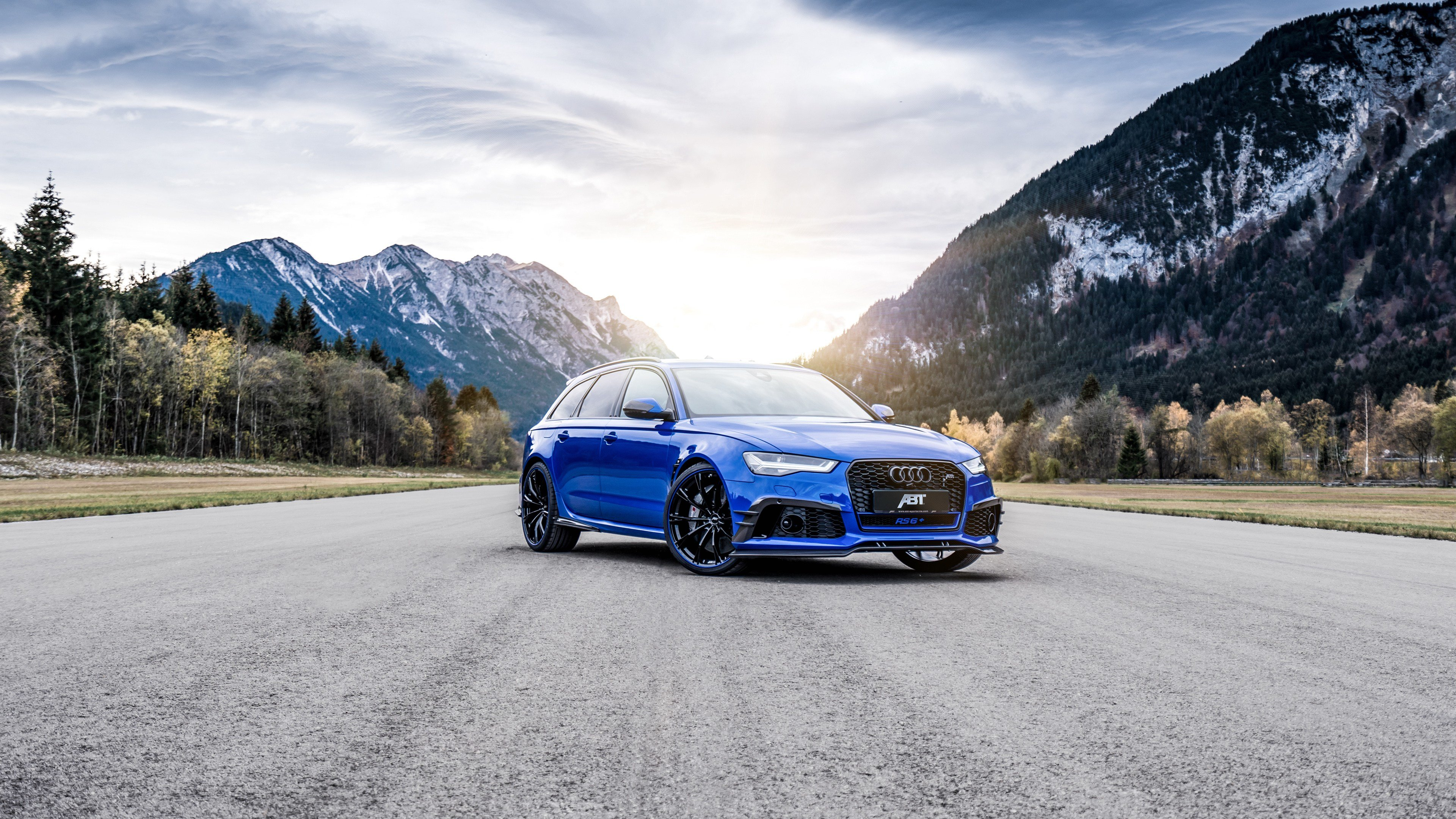 Latest Abt Audi Rs 6 Nogaro Edition 4K Wallpaper Hd Car Free Download