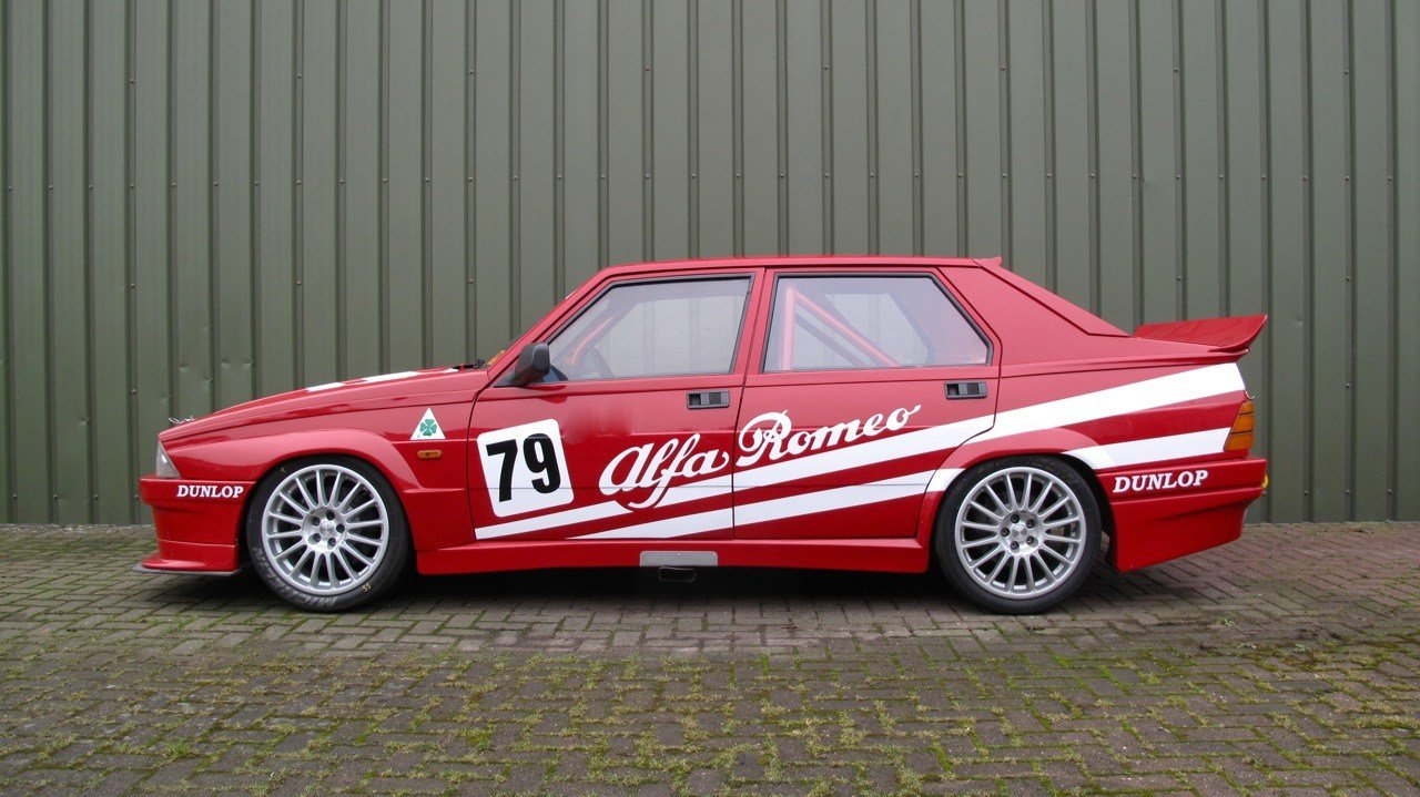 Latest 1987 Alfa Romeo V6 Race Free Download