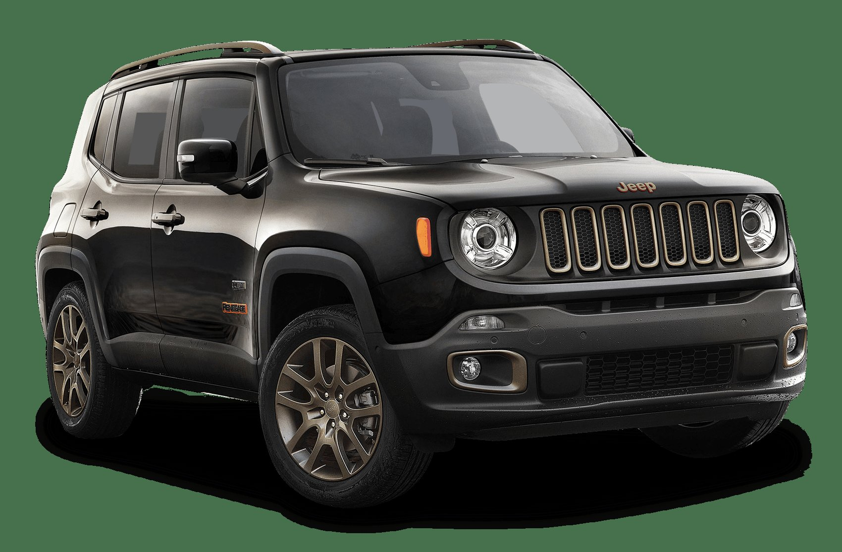 Latest Black Jeep Renegade Car Png Image Pngpix Free Download