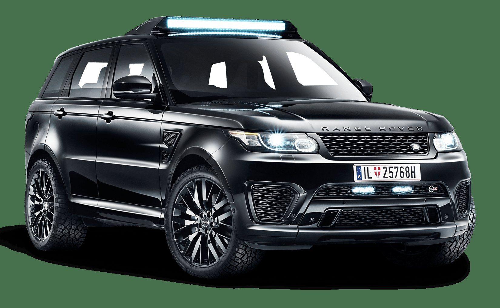Latest Black Range Rover Sport Car Png Image Pngpix Free Download