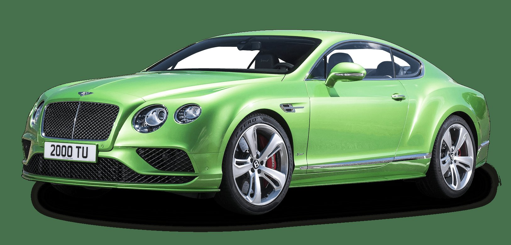 Latest Green Bentley Continental Gt4 Car Png Image Pngpix Free Download