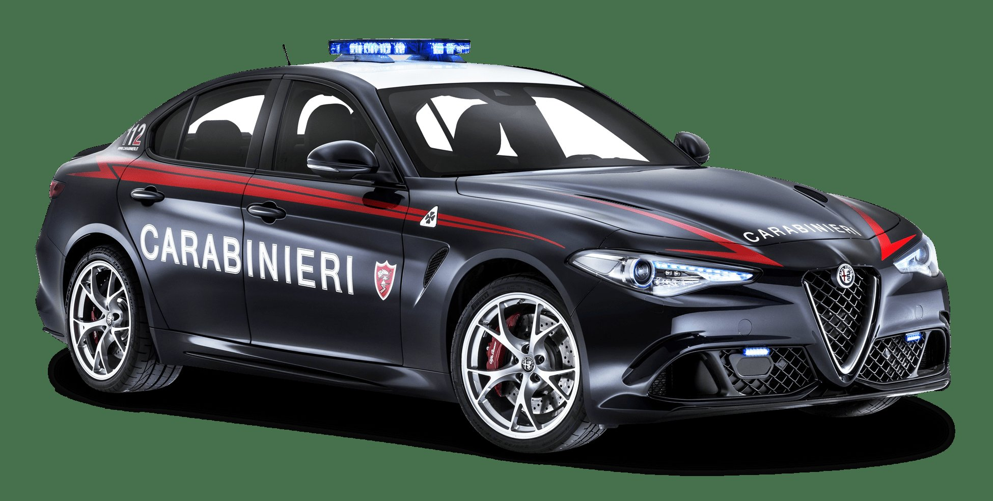 Latest Alfa Romeo Police Car Png Image Pngpix Free Download
