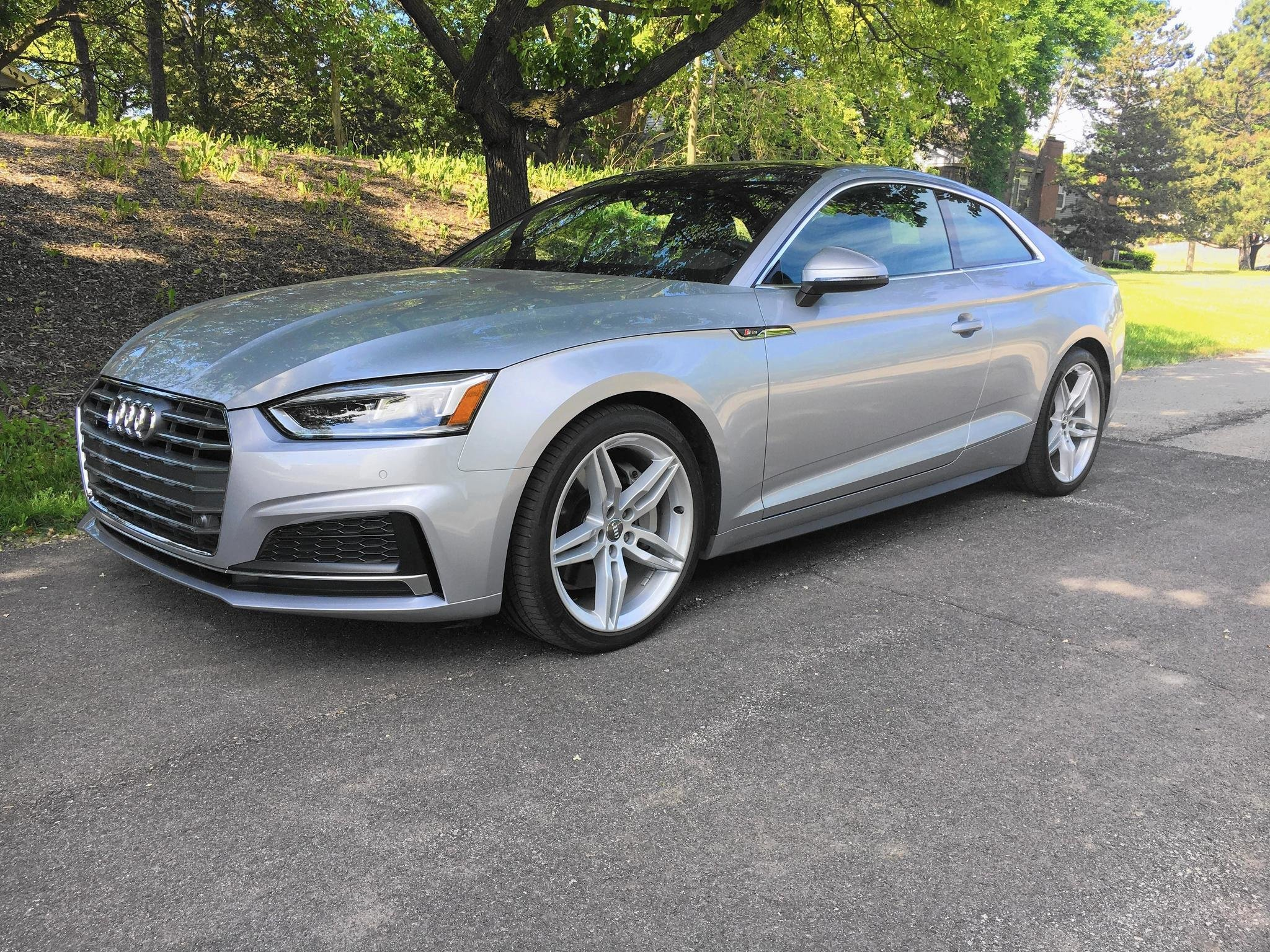 Latest 2018 Audi A5 Coupe Is A Good Getaway Car Chicago Tribune Free Download