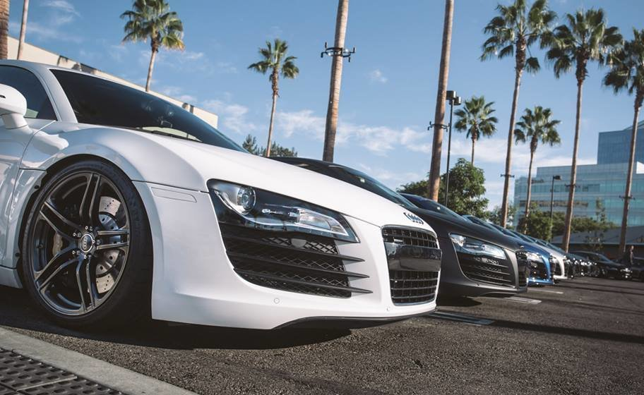 Latest Epic Audi R8 Photoshoot By Carninja Free Download