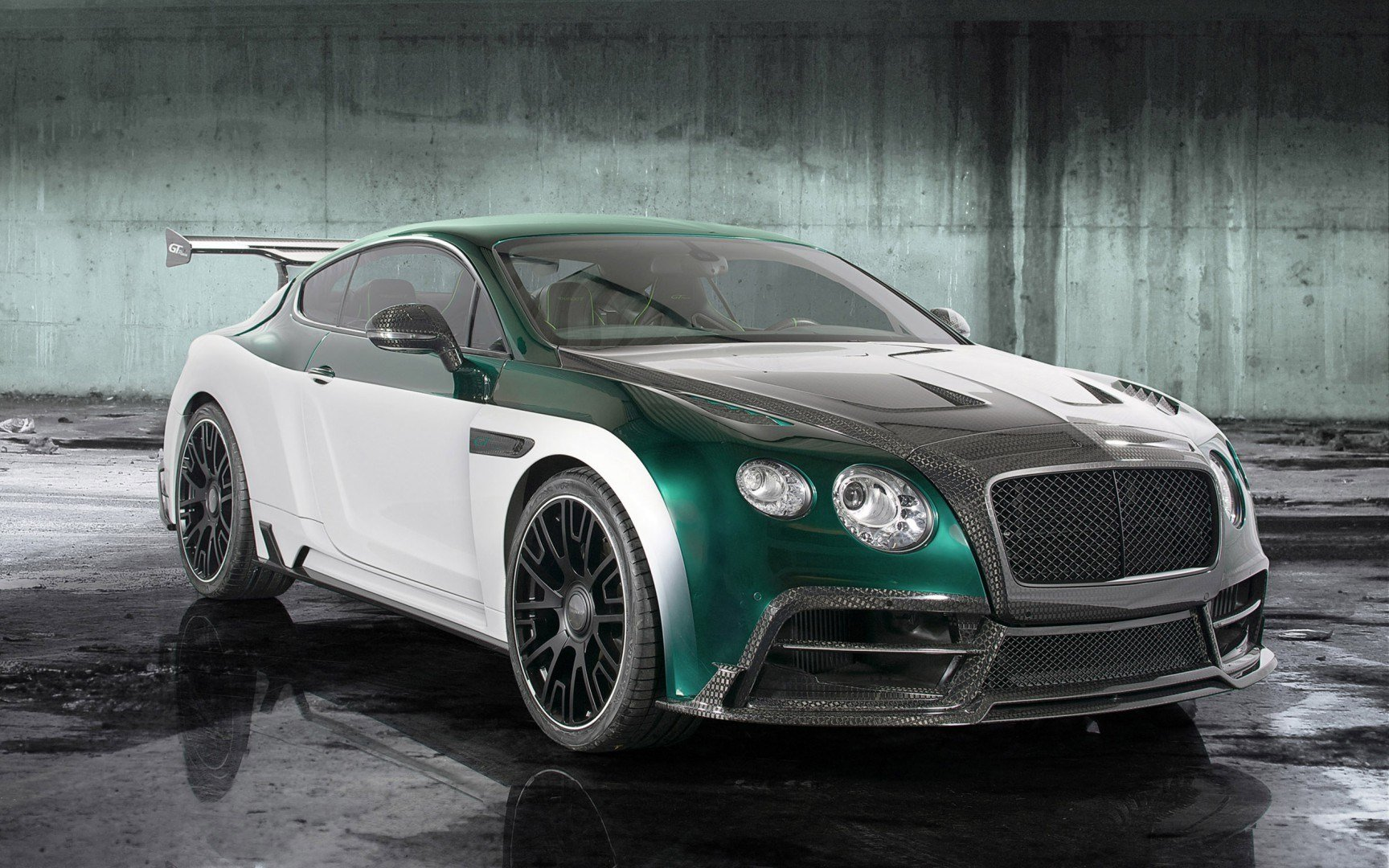 Latest 2015 Mansory Bentley Continental Gt Car Hd Wallpaper Free Download