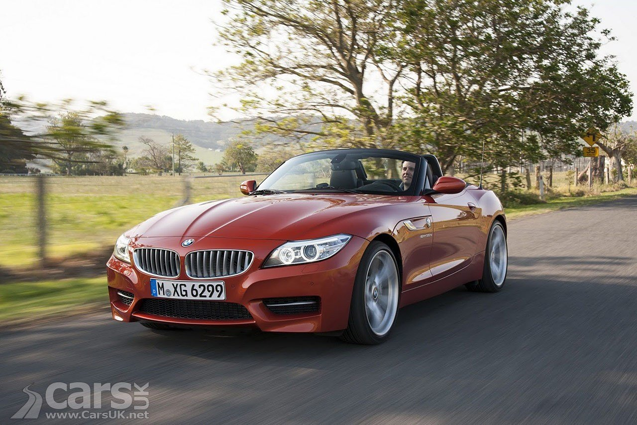 Latest Photos 2013 Bmw Z4 Facelift Free Download