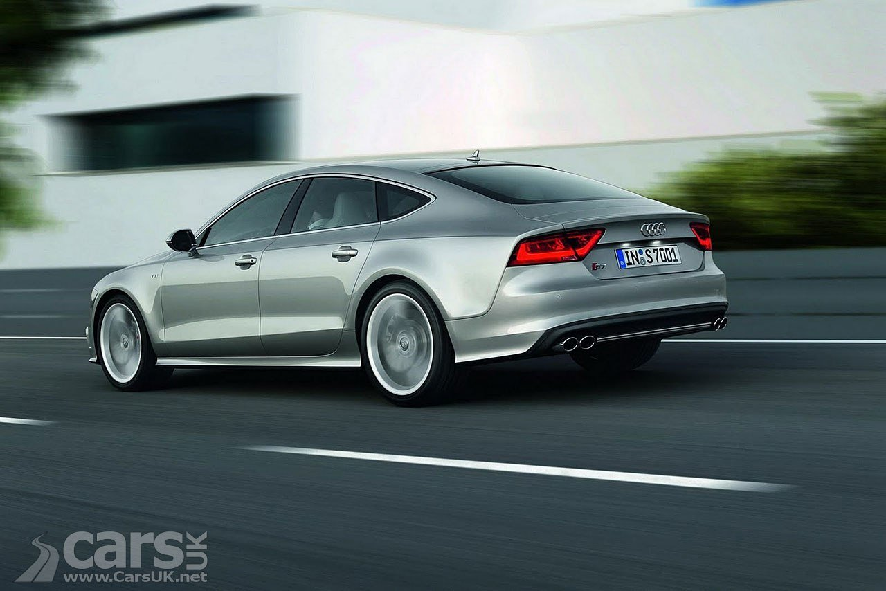 Latest Audi S7 2012 Photo Gallery Free Download