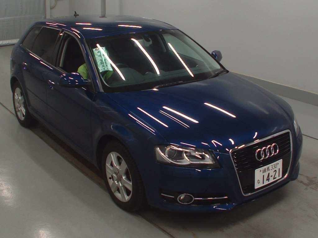 Latest Buy Import Audi A3 2010 To Kenya From Japan Auction Free Download
