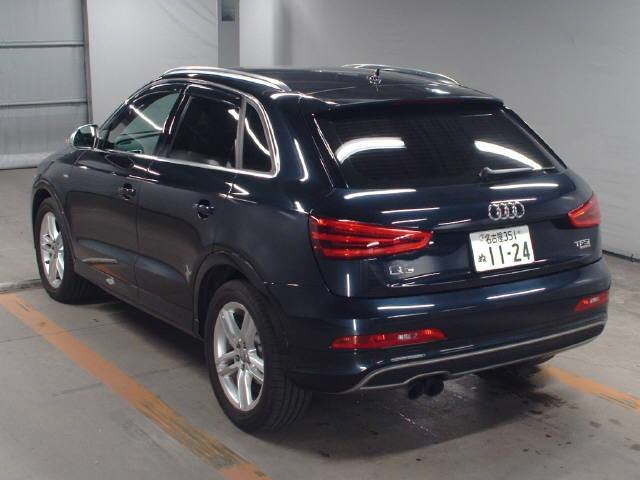 Latest Buy Import Audi Q3 2015 To Kenya From Japan Auction Free Download