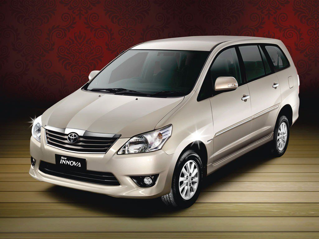 Latest Toyota Innova 2012 New Model Price Pictures Free Download