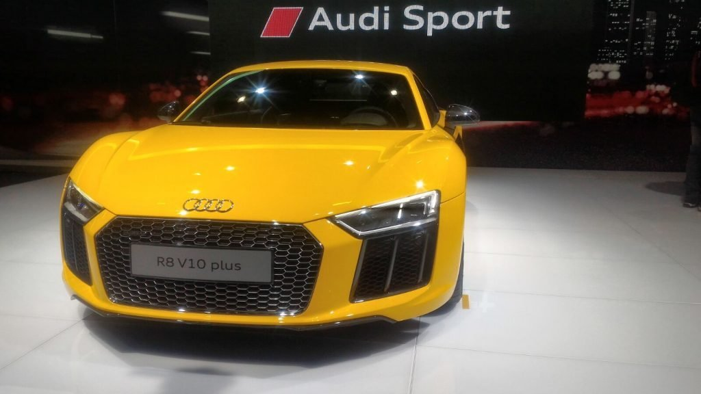 Latest Audi Cars At Auto Expo 2016 Free Download