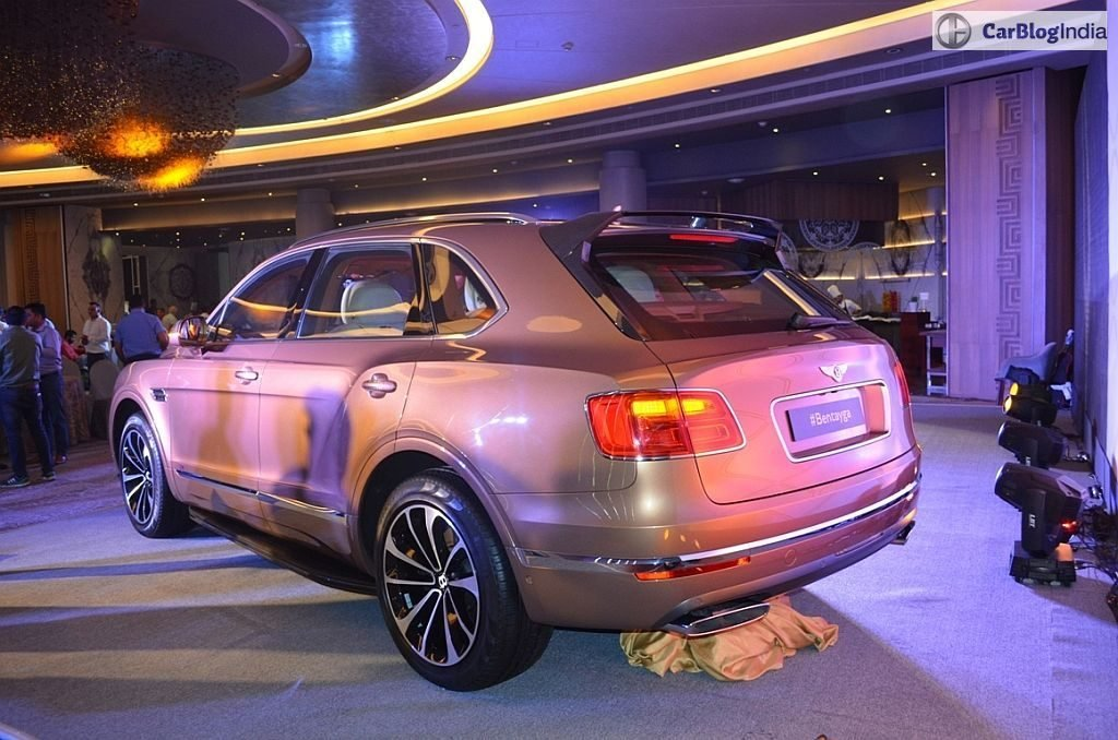 Latest Bentley Bentayga India Price Specifications Images Free Download