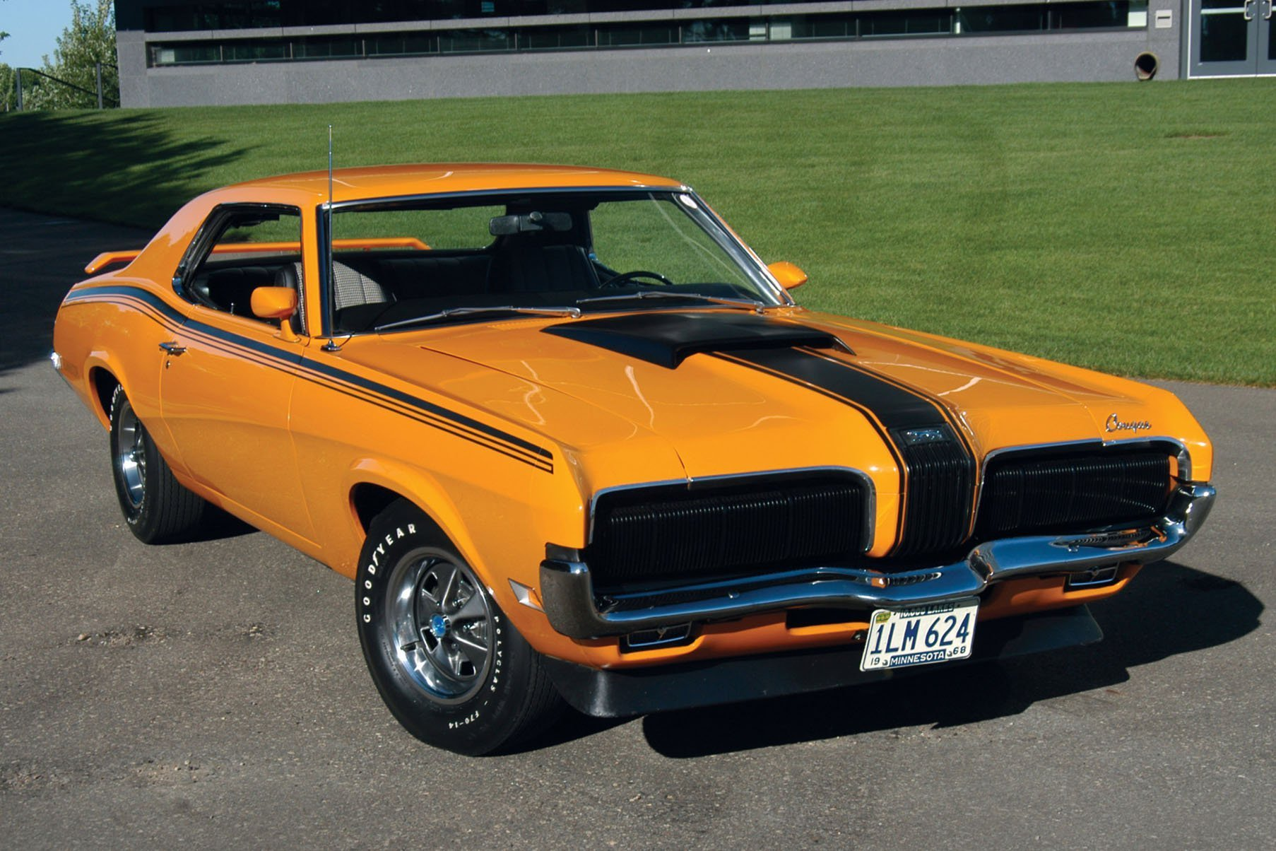Latest Muscle Cars You Should Know Mercury Cougar Free Download