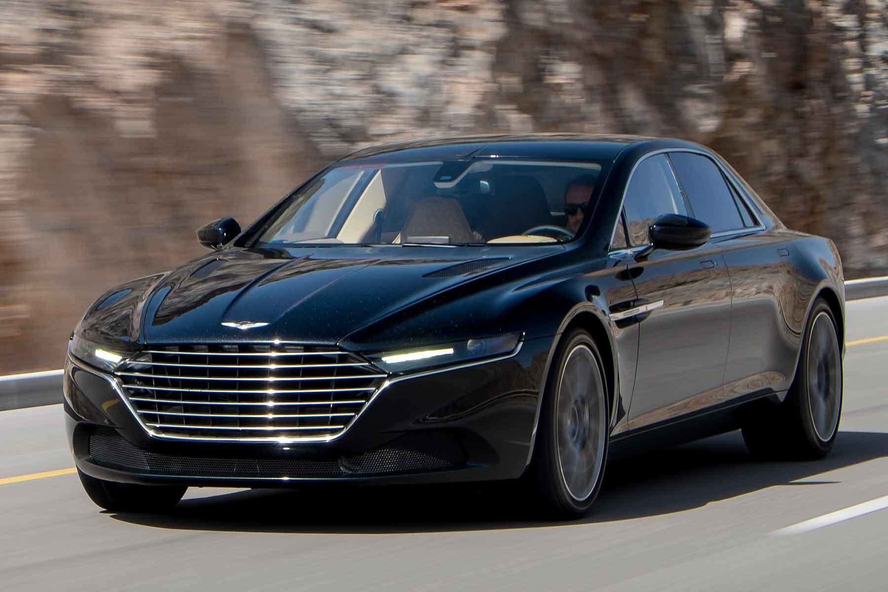 Latest Aston Martin Lagonda 2017 Hd Wallpapers Free Download