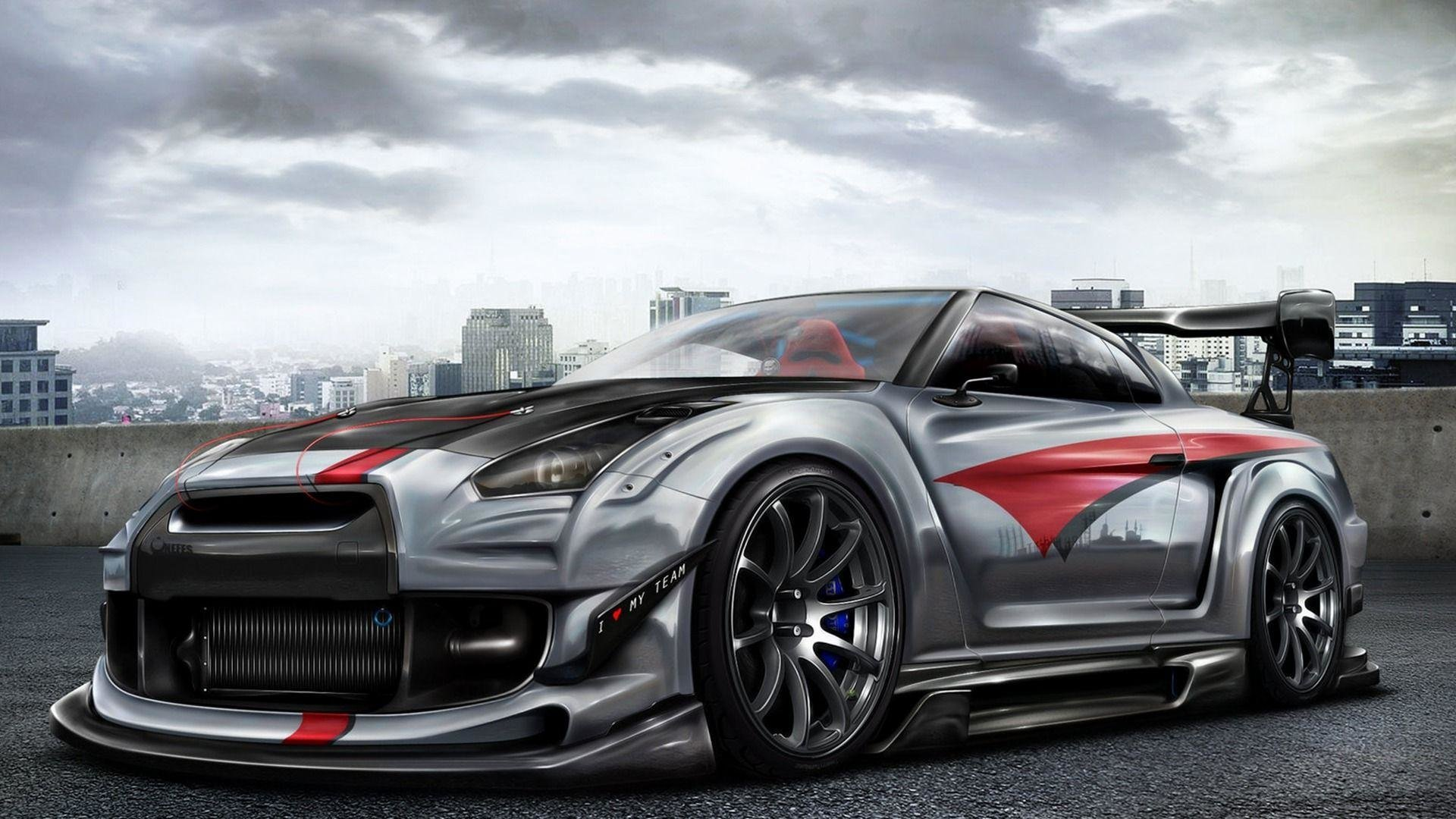 Latest Nissan Gtr R35 Wallpapers Wallpaper Cave Free Download