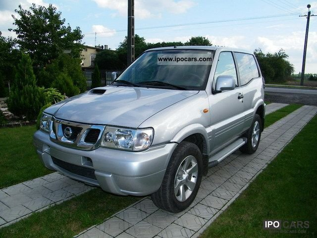 Latest 2005 Nissan Terrano Car Photo And Specs Free Download