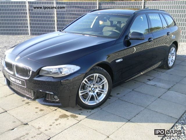 Latest 2012 Bmw 525D Touring Aut M Sport Package L Rate € 449 Free Download
