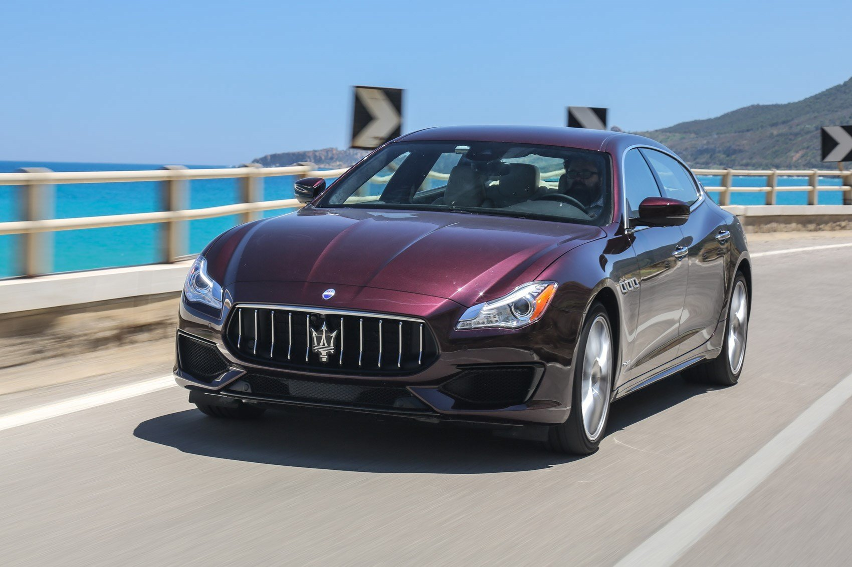 Latest Maserati Quattroporte Gransport S 2016 Review By Car Free Download