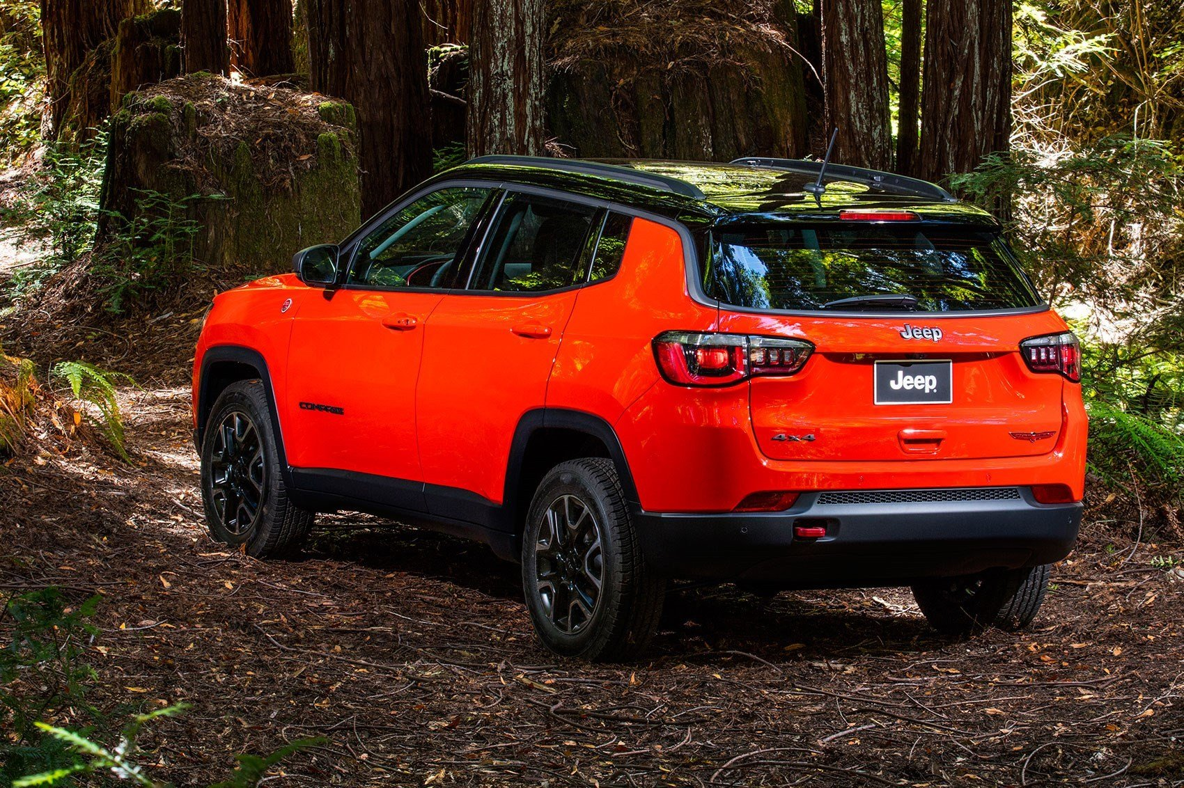 Latest New Jeep Compass Unveiled At La Auto Show By Car Magazine Free Download