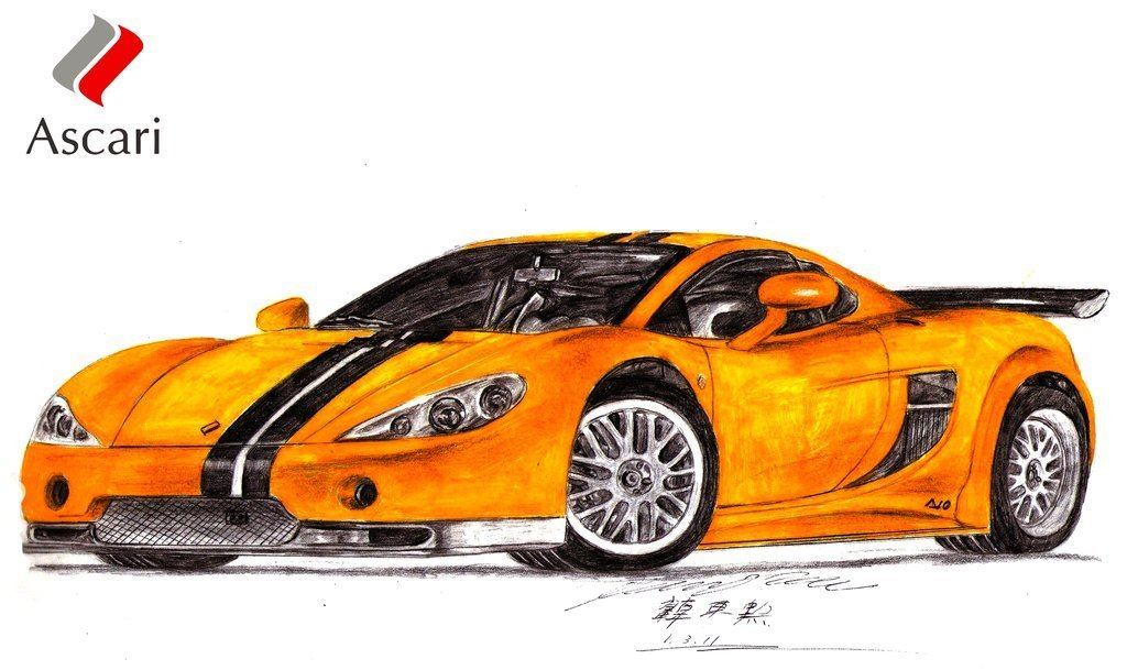 Latest Ascari A10 Supercar By Toyonda On Deviantart Free Download