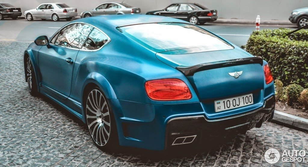 Latest Bentley Continental With Onyx Concept Kit Looks Insane Free Download
