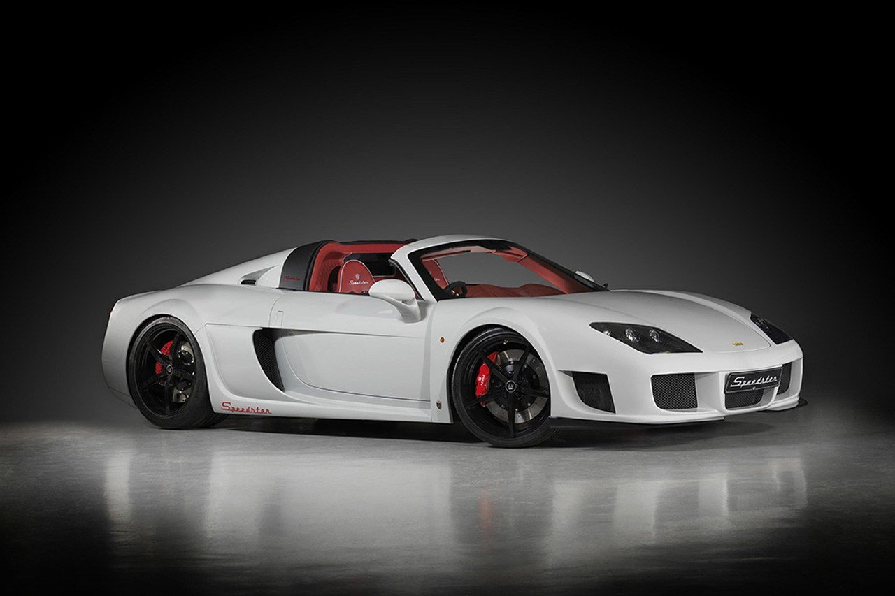 Latest Noble Automotive Speedster 600 Hypebeast Free Download
