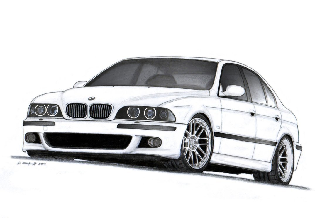 Latest Bmw M3 E46 Drawings Free Download