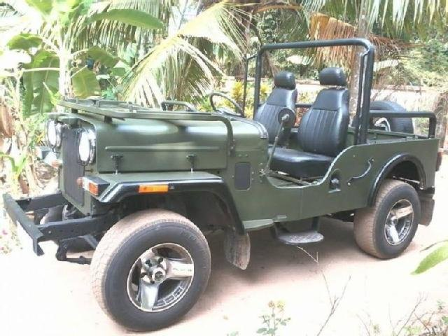 Latest Modified Mahindra Jeep Kerala Mitula Cars Free Download