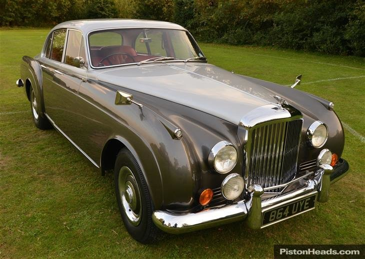 Latest Classic 1960 Bentley S2 Flying Spur By H J Mulliner For Free Download
